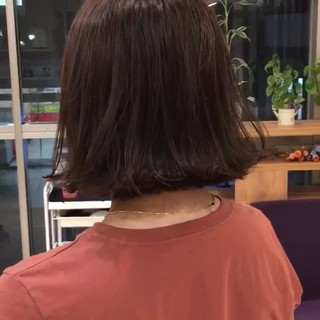 外ハネ デート ハイライト 透明感 ヘアスタイルや髪型の写真・画像