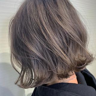 ウルフカット ナチュラル ミニボブ ショートボブ ヘアスタイルや髪型の写真・画像