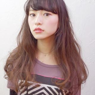 パーマ 外国人風 ストリート アッシュ ヘアスタイルや髪型の写真・画像