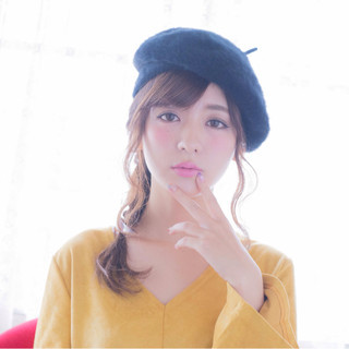 大人かわいい ゆるふわ ヘアアレンジ 簡単ヘアアレンジ ヘアスタイルや髪型の写真・画像