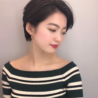 透明感 デート オシャレ 大人かわいい ヘアスタイルや髪型の写真・画像