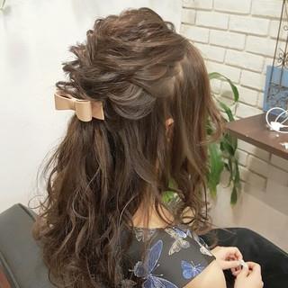 ロング ゆるふわ 大人かわいい 外国人風 ヘアスタイルや髪型の写真・画像