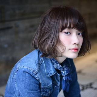 ニュアンス 大人女子 インナーカラー 色気 ヘアスタイルや髪型の写真・画像