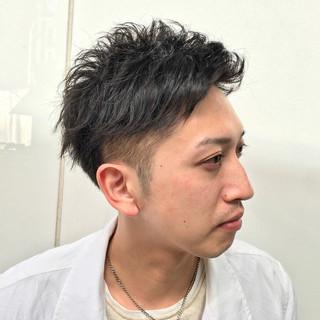 ボーイッシュ モテ髪 ショート 無造作 ヘアスタイルや髪型の写真・画像