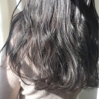 冬 ナチュラル 大人かわいい 外国人風 ヘアスタイルや髪型の写真・画像