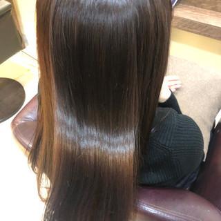 艶髪 ロング ナチュラル 女子力 ヘアスタイルや髪型の写真・画像