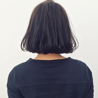 ストリート 色気 ボブ 外国人風 ヘアスタイルや髪型の写真・画像