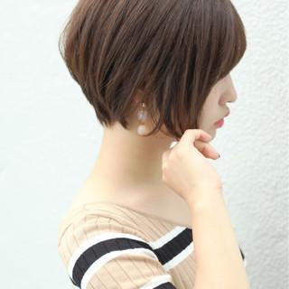 フェミニン デート オフィス 小顔 ヘアスタイルや髪型の写真・画像