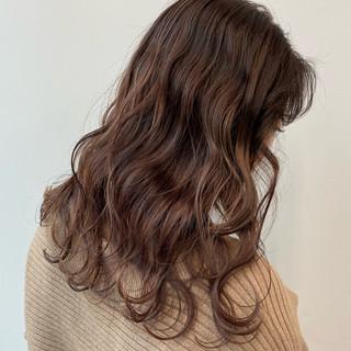 フェミニン モテ髪 ロング デート ヘアスタイルや髪型の写真・画像