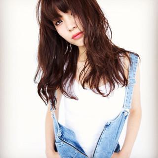 簡単 大人女子 ストリート パーマ ヘアスタイルや髪型の写真・画像