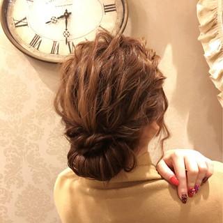和装 着物 ヘアアレンジ 夏 ヘアスタイルや髪型の写真・画像