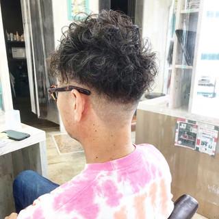 メンズヘア ショート ナチュラル メンズ ヘアスタイルや髪型の写真・画像
