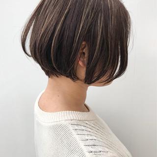 女子力 大人かわいい ハイライト ナチュラル ヘアスタイルや髪型の写真・画像