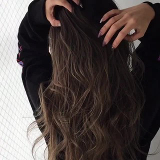 ロング グレージュ ハイライト アッシュグレージュ ヘアスタイルや髪型の写真・画像