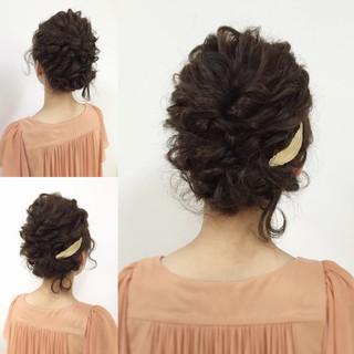 成人式 ショート ミディアム ヘアアレンジ ヘアスタイルや髪型の写真・画像