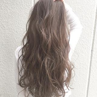 ハイライト 大人かわいい 外国人風 ストリート ヘアスタイルや髪型の写真・画像