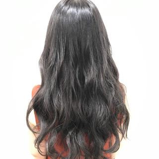 ロング 上品 透明感 秋 ヘアスタイルや髪型の写真・画像