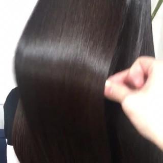 艶髪 トリートメント 美髪 ヘアケア ヘアスタイルや髪型の写真・画像