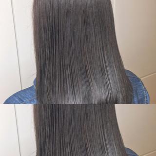 セミロング ナチュラル スポーツ アウトドア ヘアスタイルや髪型の写真・画像