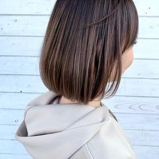 外国人風 ストリート ベージュ エアータッチ ヘアスタイルや髪型の写真・画像
