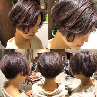 ゆるふわ パーマ 外国人風 ストリート ヘアスタイルや髪型の写真・画像