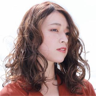 セミロング 前髪あり 簡単ヘアアレンジ ヘアアレンジ ヘアスタイルや髪型の写真・画像