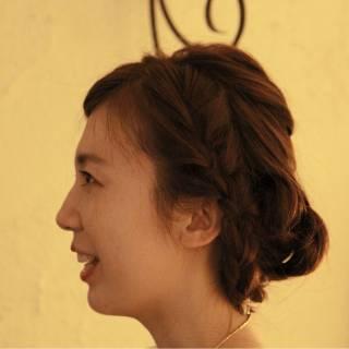 モテ髪 コンサバ 愛され ヘアアレンジ ヘアスタイルや髪型の写真・画像