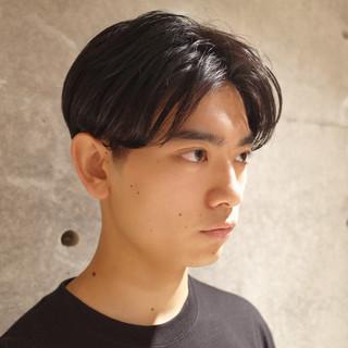 ナチュラル メンズ ショート メンズヘア ヘアスタイルや髪型の写真・画像