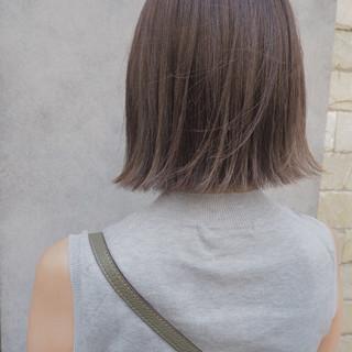 オフィス ナチュラル ハイライト 透明感 ヘアスタイルや髪型の写真・画像