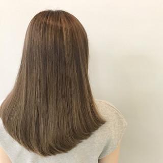 涼しげ 夏 ナチュラル 簡単ヘアアレンジ ヘアスタイルや髪型の写真・画像