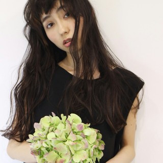ゆるふわ アンニュイ フェミニン 大人かわいい ヘアスタイルや髪型の写真・画像
