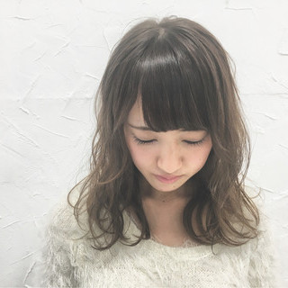 ゆるふわ 大人女子 ストリート ヘアアレンジ ヘアスタイルや髪型の写真・画像