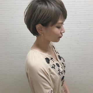 外国人風 ストリート ヘアアレンジ ハイライト ヘアスタイルや髪型の写真・画像