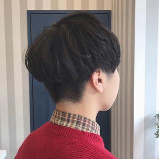 メンズショート ショート メンズマッシュ ナチュラル ヘアスタイルや髪型の写真・画像