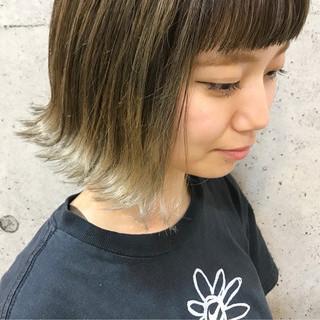 ナチュラル エフォートレス 外国人風カラー 大人かわいい ヘアスタイルや髪型の写真・画像