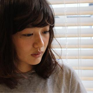 外国人風 ナチュラル 簡単ヘアアレンジ ゆるふわ ヘアスタイルや髪型の写真・画像