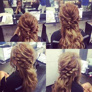 波ウェーブ ロング ショート 大人女子 ヘアスタイルや髪型の写真・画像