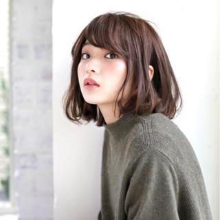 ニュアンス 色気 大人かわいい アンニュイ ヘアスタイルや髪型の写真・画像