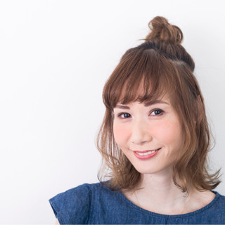 ナチュラル 簡単ヘアアレンジ ヘアアレンジ デート ヘアスタイルや髪型の写真・画像