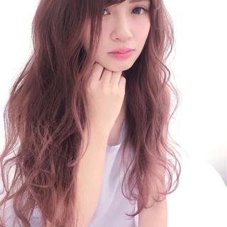 大人女子 おフェロ ベージュ こなれ感 ヘアスタイルや髪型の写真・画像