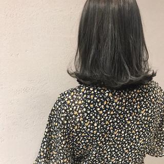 成人式 ボブ ナチュラル デート ヘアスタイルや髪型の写真・画像