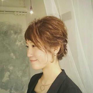 色気 外国人風 春 斜め前髪 ヘアスタイルや髪型の写真・画像