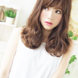 ストリート 前髪あり かっこいい セミロング ヘアスタイルや髪型の写真・画像