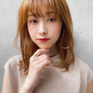 ナチュラル デジタルパーマ オリーブベージュ ヘアアレンジ ヘアスタイルや髪型の写真・画像