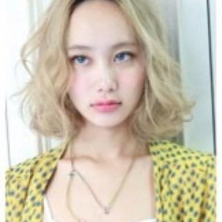 ゆるふわ 愛され 大人女子 ストリート ヘアスタイルや髪型の写真・画像