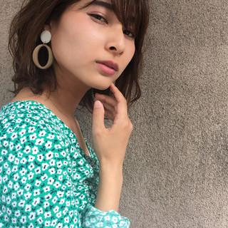 オフィス 上品 女子力 デート ヘアスタイルや髪型の写真・画像