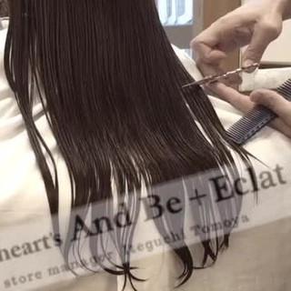 こなれ感 大人女子 外ハネ 色気 ヘアスタイルや髪型の写真・画像