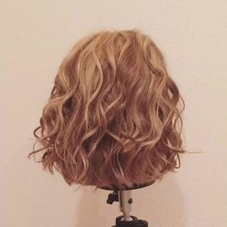 ヘアアレンジ お団子 ボブ 簡単ヘアアレンジ ヘアスタイルや髪型の写真・画像