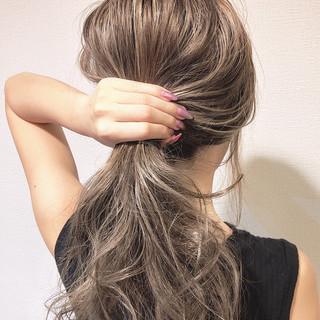 オフィス デート エレガント 上品 ヘアスタイルや髪型の写真・画像