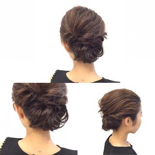 フェミニン ボブ ショート ヘアアレンジ ヘアスタイルや髪型の写真・画像